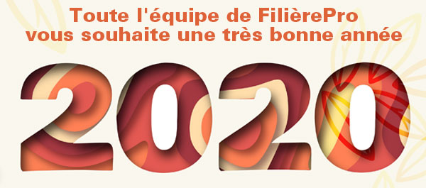 Vœux 2020 FilièrePro