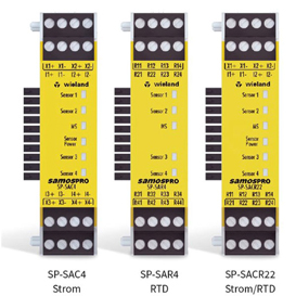 Wielnad Electric - samos Pro Compact, trois nouveaux modules