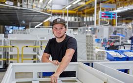 Hager Group : matières recyclées pour la fabrication des coffrets électriques