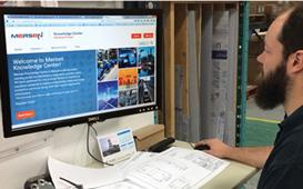 Mersen, un nouveau module de formation sur le centre de connaissances